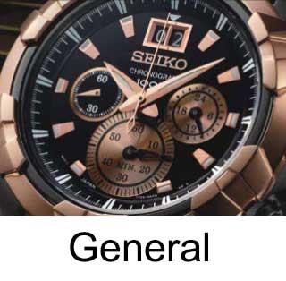 ساعت مچی Seiko-General