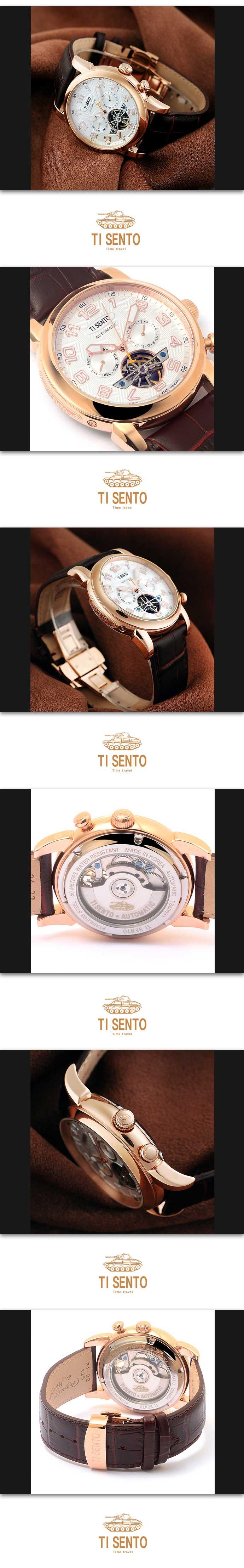 ساعت مچی مردانه تی سنتو TS50031RGW_MULTI_detail